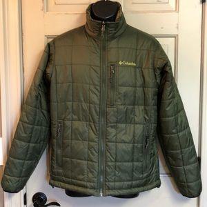Columbia Reversible Puffer Jacket